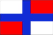 Флаг в России 1668 год
