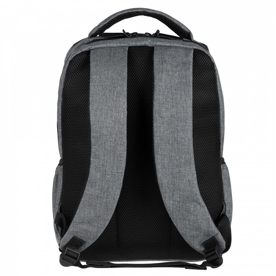 1c7c81db2359 Рюкзак для ноутбука Burst, серый, арт. 4348.10 - компания РиМ